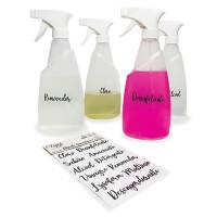 Etiqueta Lavanderia 1 - Produtos de Limpeza