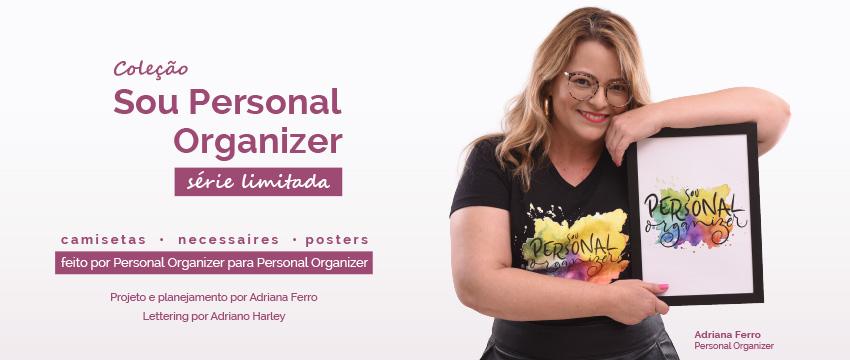 Coleção Sou Personal Organizer