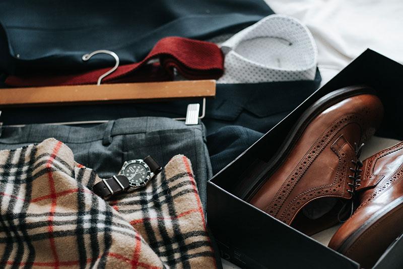 11 dicas de organização para o   closet masculino